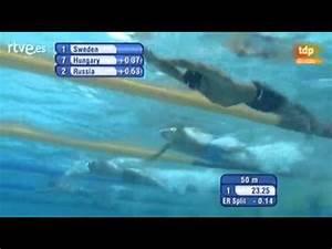 Men's 4×100m freestyle relay Final - European Swimming ...