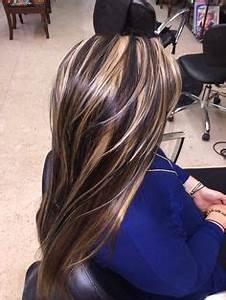 Jet Black Hair With Blonde Highlights Ialoveni Info