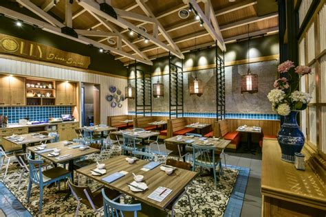 dolly dimsum chinese restaurant  metaphor interior