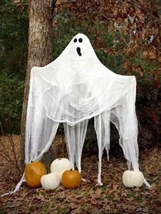 Halloween Deko Basteln : halloween deko diy geister k rbisse halloween ~ Articles-book.com Haus und Dekorationen