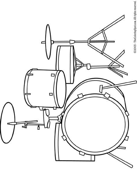 Instrument Kleurplaat by Kleurplaat Kleurplaat Muziekinstrument 3923 Kleurplaten