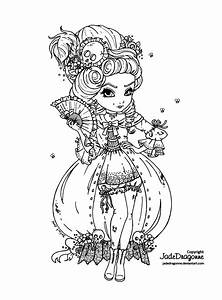 Marie Antoinetteu002639s Come Back Lineart By Jadedragonne On
