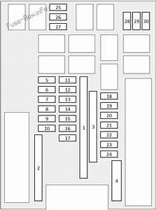 Fuse Box Diagram Honda Cr