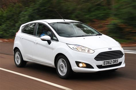 2015 Ford Fiesta - Information and photos - ZombieDrive