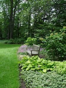 Memorial, Garden
