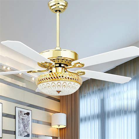 living room fans with lights fashion vintage ceiling fan lights european style fan