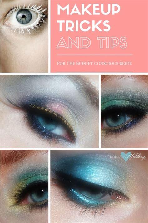 makeup tricks  tips  budget conscious brides