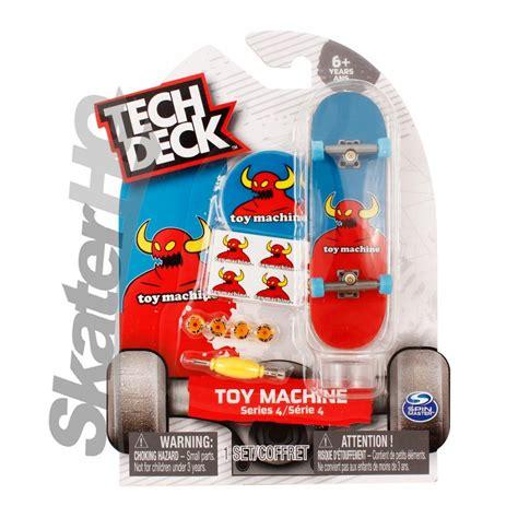 Tech Deck Machine by Tech Deck Machine Series 4 Skater Hq