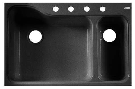Americast Kitchen Sinks Silhouette by American Standard 7172 814 178 Silhouette Single Bowl