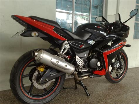 Modified Bikes Images by Best Modified Bajaj Pulsar 220f Mega Photo Gallery