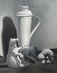 Art of Ryan Wardlow: Black and White Still Life