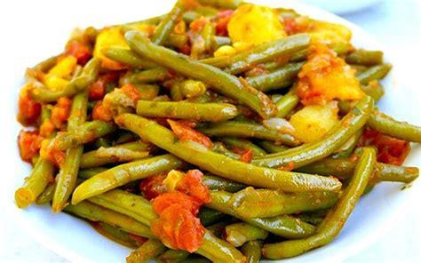 cuisine haricots verts recette haricots verts 224 l italienne 233 conomique et express
