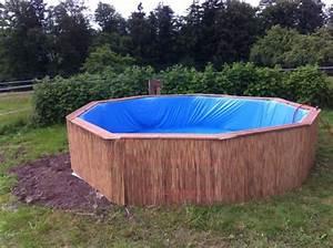 Pool Aus Europaletten : dieser pool wurde aus alten paletten gebaut ~ Orissabook.com Haus und Dekorationen
