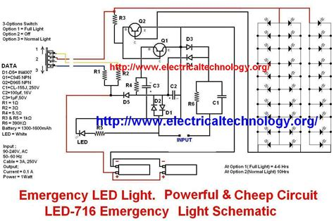 wiring diagrams led lighting circuits circuit and