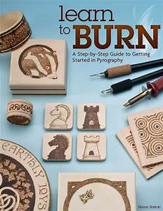 Wood Tattoos - Pyrography Craft & Design - My Books