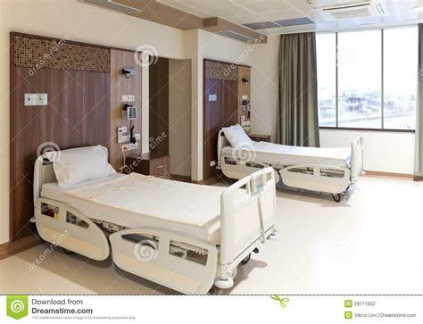 vide chambre chambre de hôpital vide moderne photographie stock image