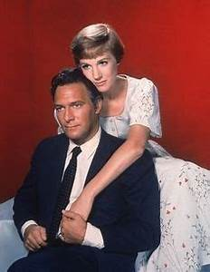 Julie Andrews on Pinterest   Sound Of Music, Christopher ...