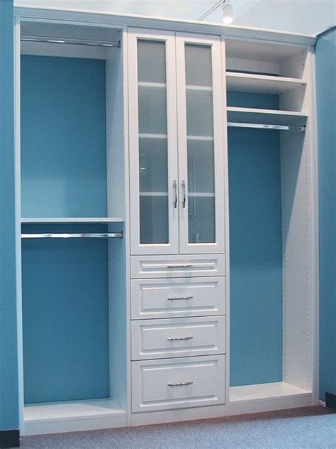 ikea small closet customize your reach in closets with closet concepts