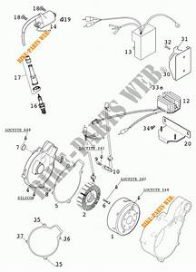 Ignition System For Ktm 640 Lc4
