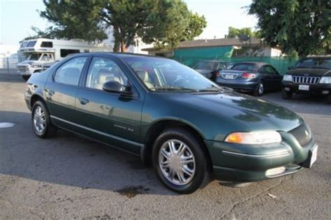 how things work cars 1997 chrysler cirrus transmission control find used 1997 chrysler cirrus lx automatic 6 cylinder no reserve in orange california united