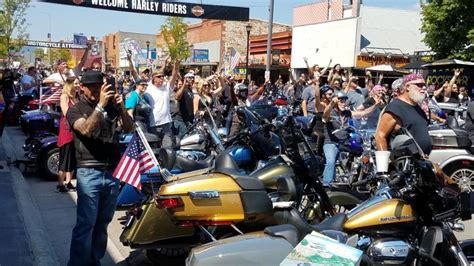 Sturgis Has Its Third Fatality Of The Rally As Attendance