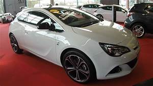 OPEL ASTRA GTC SPORT !! OPC-LINE !! SNOW WHITE COLOUR ...