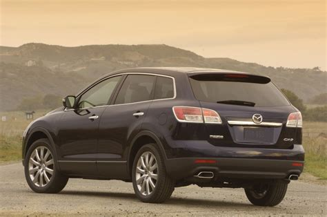 Mazda Cx 9 Picture by 2007 Mazda Cx 9 Pictures History Value Research News