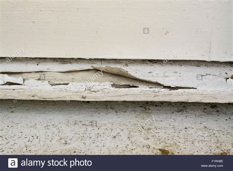 Wooden Window Sill External by Cracked Paint Stock Photos Cracked Paint Stock Images