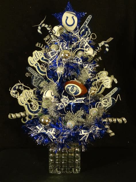 indianapolis colts christmas by designsbyheartworks on etsy