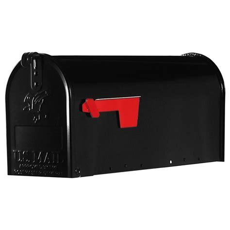 gibraltar mailboxes elite medium galvanized steel post