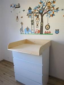 Ikea Malm Tisch : statt extra wickeltisch wickelaufs tze f r ikea kommoden ~ Yasmunasinghe.com Haus und Dekorationen
