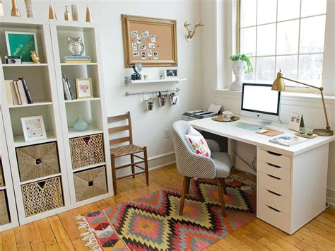 Tidy Shelves Keep Your Workspace Uncluttered And Your