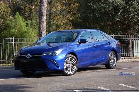 day four with the 2015 toyota camry hybrid se