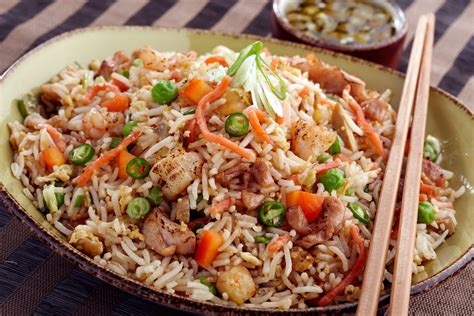 mixed fried rice  indian cooking
