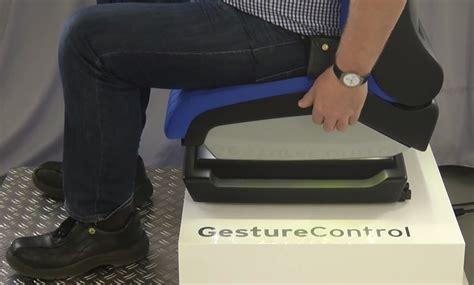 comment detacher siege de voiture un asiento inteligente que se ajusta con el gesto de la mano