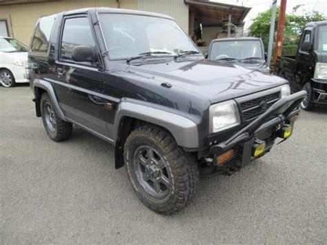 Used Daihatsu Rocky For Sale by 1994 Daihatsu Rocky Ref No 0120046261 Used Cars For
