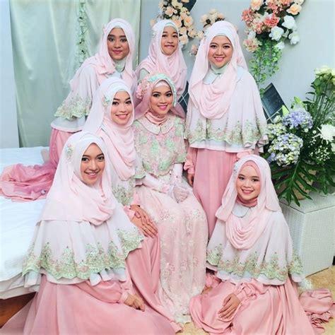 dress cantik 001 pernikahan putri cantik aa mahar 30 juz alquran