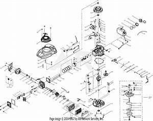 Troy Bilt 5x65vu 159cc Engine Parts Diagram For 5x65vu