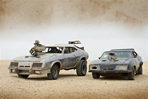 See What Furiosa Almost Looked Like In Mad Max