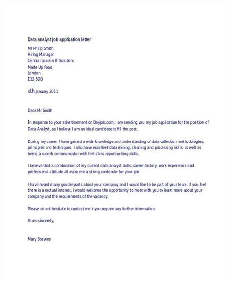 job application letter email format  excellent