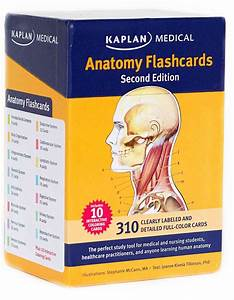 Kaplans Anatomy Flashcards  Second Edition  Is The Ideal