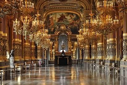 Opera Paris Garnier Palais Inside Interior Customs