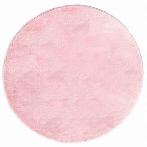 Teppich Rund Rosa : kinderteppich in rosa in rund und rechteckig kinderzimmer teppich ~ Whattoseeinmadrid.com Haus und Dekorationen
