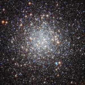 Messier 9, a globular clusters close to the center of our ...