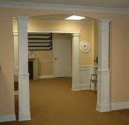 interior home columns square columns interior columns i elite trimworks