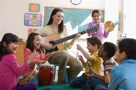 movement  early childhood education ucla