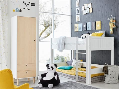 chambre panda un panda chez les minis joli place