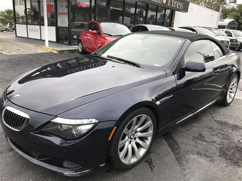 2008 Bmw 6 Series by 2008 Bmw 6 Series For Sale Carsforsale