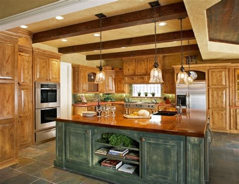 Luxury kitchen remodeling Southlake TX   Rustic   Kitchen   Dallas   by USI Design & Remodeling