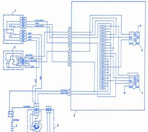 Fiat X19 1995 Wiring Electrical Circuit Wiring Diagram